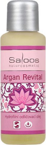 Гидрофильное масло для лица Argan Revital, Saloos