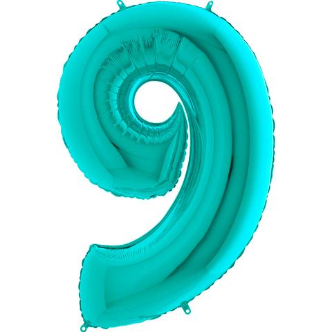 Цифра 9 (Тиффани)