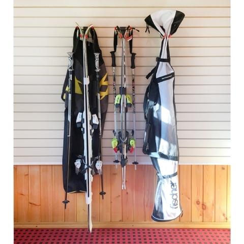 Кронштейн для лыж (подвешивается на рейлинг), Esse GLSki