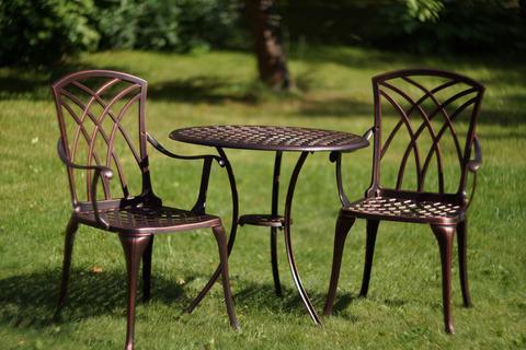Комплект литой мебели «Конвессо»