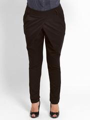 8105-2 брюки женские, темно-коричневые