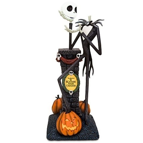 Nightmare Before Christmas Jack Skellington Light Lamp