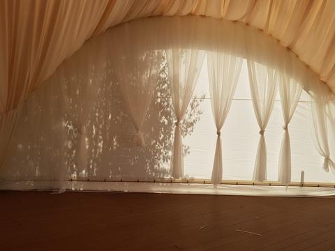 Стена ПВХ «Сплошная» цвет - белый 10 м