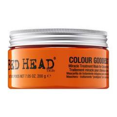 Маска питательная для окрашенных волос Tigi Bed Head Colour Goddess Miracle Treatment Mask For Coloured Hair  200 г.