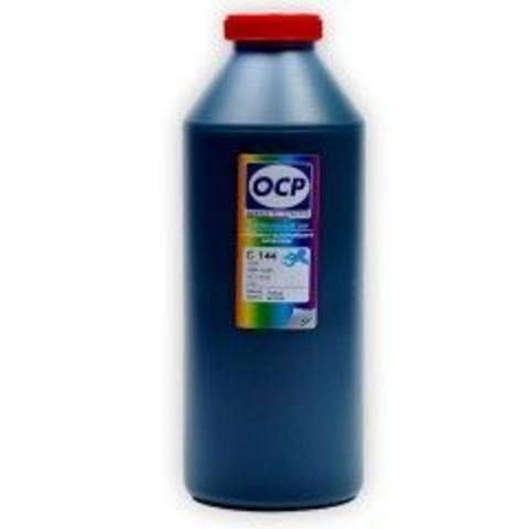 Чернила OCP C 154 Cyan  (замена C 144 cyan light-stable) для Canon CLI-521C, CLI-426C 1 литр
