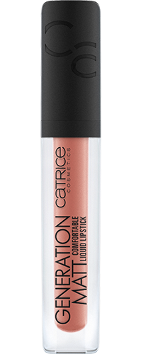 Catrice Generation Matt Comfortable Liquid Lipstick матовая жидкая помада