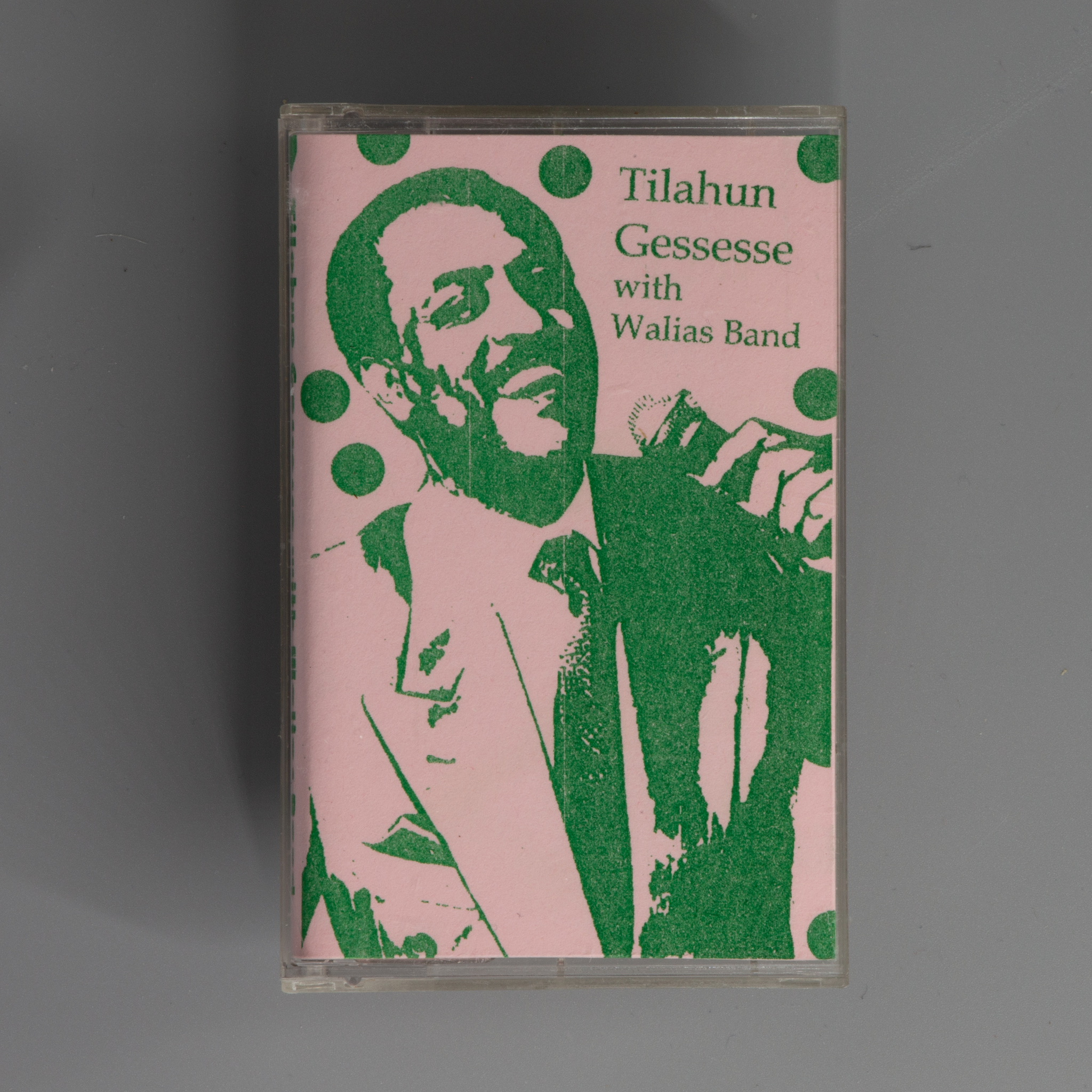 Tilahun Gessesse With The Walias Band