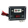 Панель контроля заряда аккумуляторной батареи