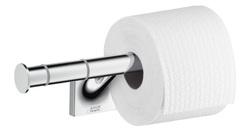 Держатель туалетной бумаги Axor Starck Organic 42736000 фото