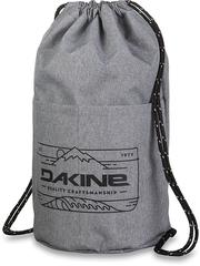 Рюкзак-мешок Dakine CINCH PACK 17L HEATHER GREY
