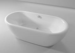 Ванна акриловая Riho DUA 180х86 BD01005