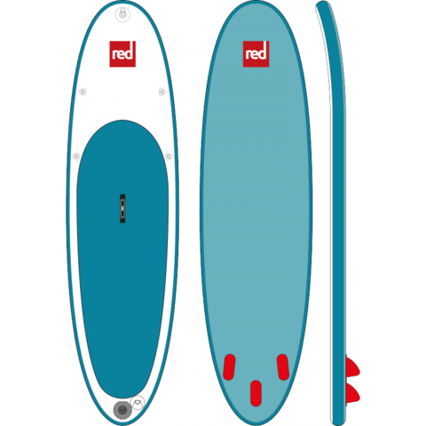 SUP RED Paddle 10'8