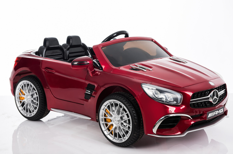 Электромобиль  Mercedes-Benz SL65