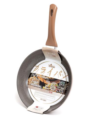 Сковорода мрамор TOWAIE-2601 FTC 26cm