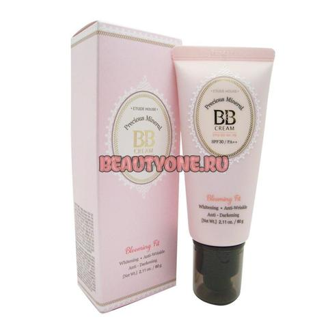 BB-крем Etude House Precious Mineral BB Cream Blooming Fit SPF30/PA++
