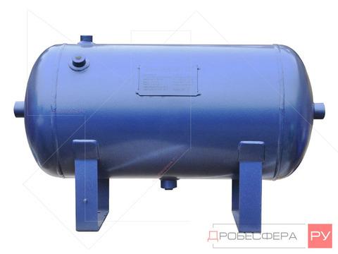 Ресивер для компрессора РГ 50/16 горизонтальный