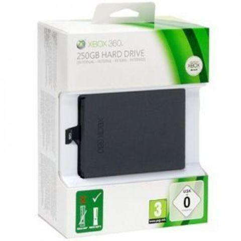 Microsoft Xbox 360 Жесткий диск 250Гб
