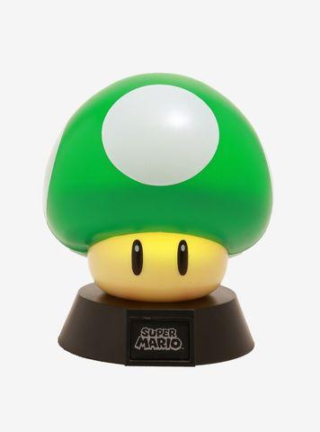 Светильник Nintendo: 1Up Mushroom Icon Light