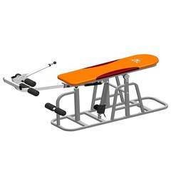 Инверсионный стол с электроприводом DFC XJ-PI-03D (XJ-E-03RL)