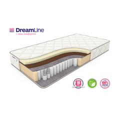 Матрас DreamLine Single SleepDream Medium TFK