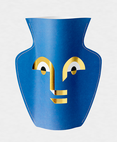 Двухсторонняя бумажная ваза APOLLO