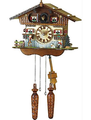 Часы настенные Часы настенные с кукушкой Trenkle 439 Q HZZG chasy-nastennye-s-kukushkoy-trenkle-439-q-hzzg-germaniya.jpg