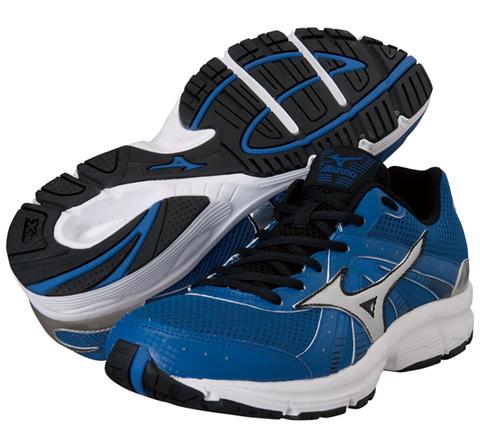 Кроссовки для бега Mizuno Crusader 8 мужские синие