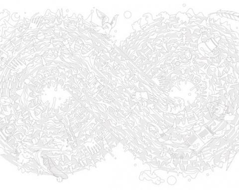 Панно Tres Tintas Art Gallery GA004D, интернет магазин Волео