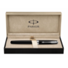 Купить Перьевая ручка Parker Sonnet F530, цвет: LaqBlack СT, перо: F, перо: золото 18К, S0808810 по доступной цене