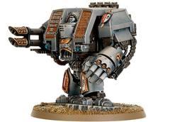 Grey Knights Venerable Dreadnought