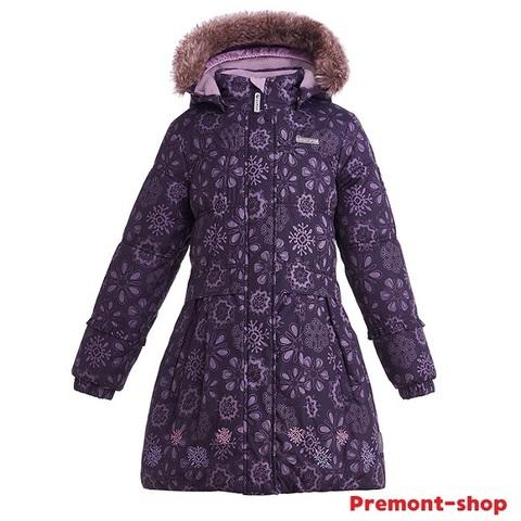 Зимнее пальто Premont Черничный грант WP91353 PURPLE