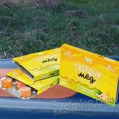 Твёрдый мёд с лимоном и имбирём заказать в магазине Каша из топора доставка по Москве, Екатеринбургу и другим городам России