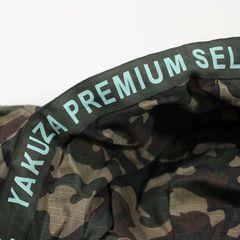 Зимняя Куртка камуфляжная темная Yakuza Premium 2362
