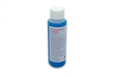EK - Ekoolant EVO UV blue (concentrate 100mL)