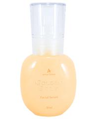 Golden silk facial serum - Эмульсия для лица золотой шелк