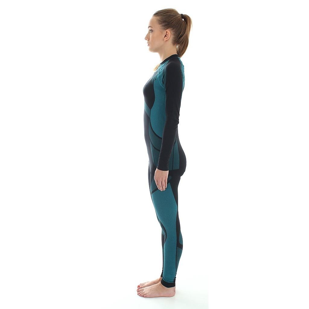 Комплект термобелья Brubeck Dry (LS12190-LE10820) женский синий фото