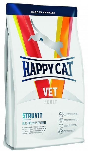 Сухой корм Корм для кошек Happy Cat VET Diet - Struvit для растворения струвитных уролитов 76376c2dd31cd7af8f442e55249c613b.jpg