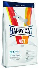 Корм для кошек Happy Cat VET Diet - Struvit для растворения струвитных уролитов