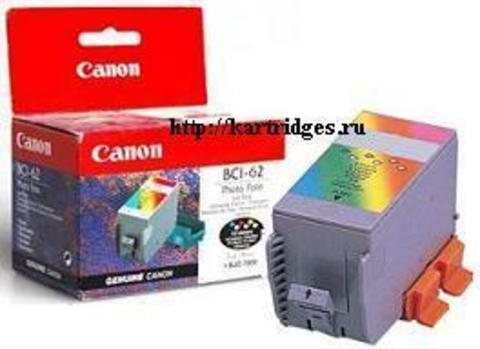 Картридж Canon BCI-62