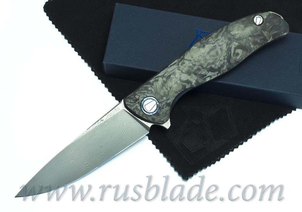 FULL CUSTOM Shirogorov Sergey Baikal knife