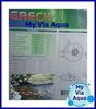 Напорный фильтр для пруда SunSun CPF-20000UV