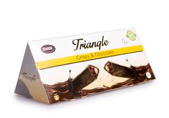 Кукурузное печенье с жидким шоколадом Triangle, 168г