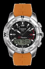 Наручные часы Tissot T-Touch II Titanium T047.420.47.207.01
