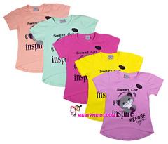 1165 футболка кошечка в наушниках