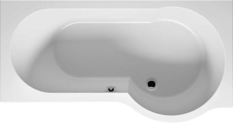 Акриловая ванна Riho DORADO 170х75 L