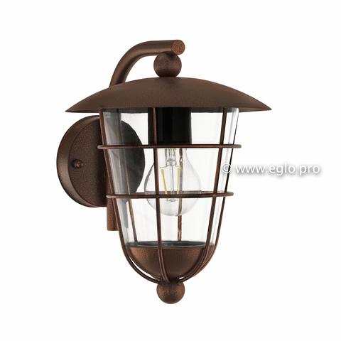 Уличный светильник Eglo PULFERO 1 94855
