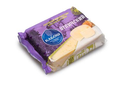 Сыр полутвердый Угличский