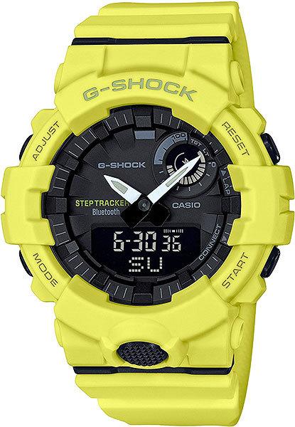Часы мужские Casio GBA-800-9A G-Shock