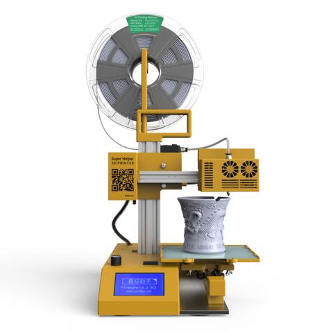 Фотография Winbo Superhelper SH105 — 3D-принтер
