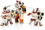 Крестоносцы-рыцари (5 шт.)